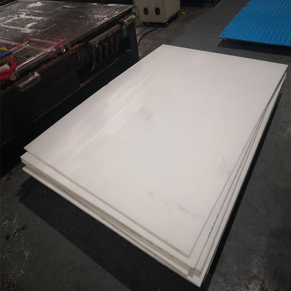 HDPE白色板材