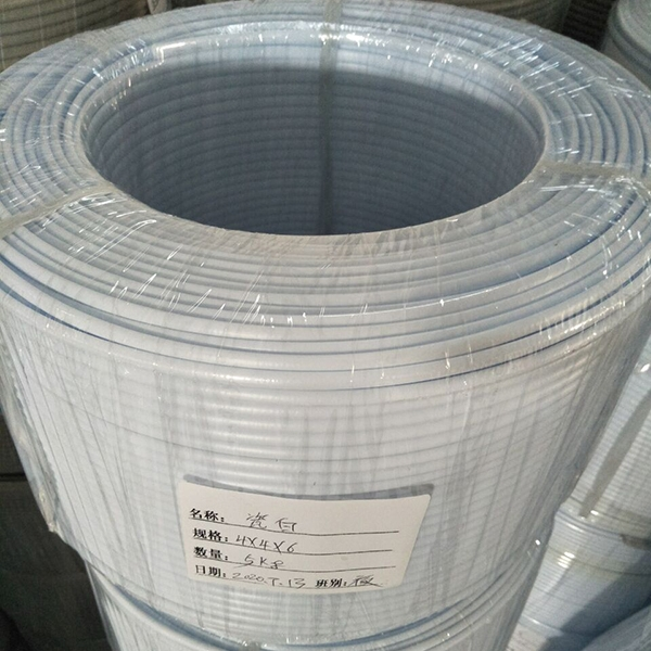 瓷白色焊条