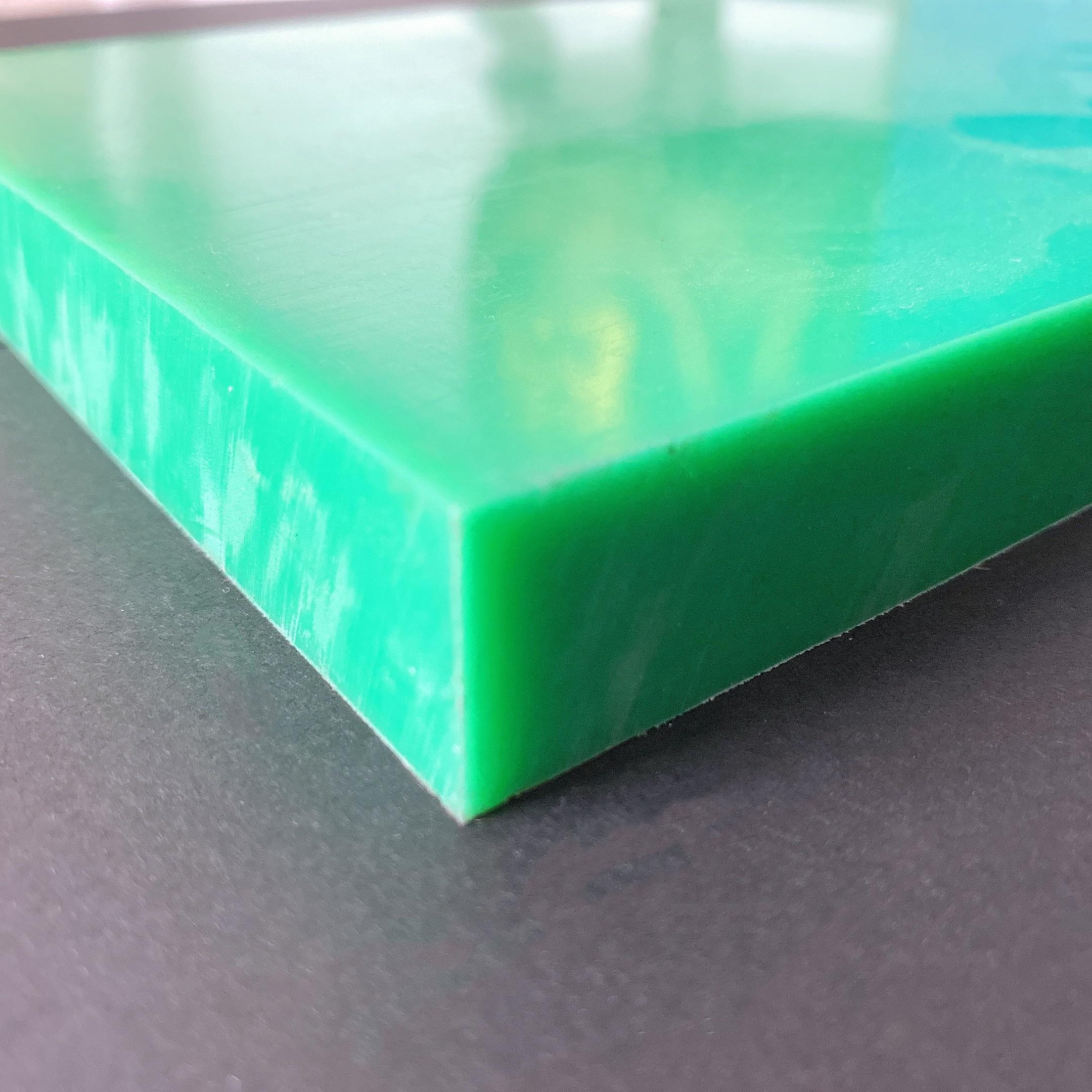 绿色PE板